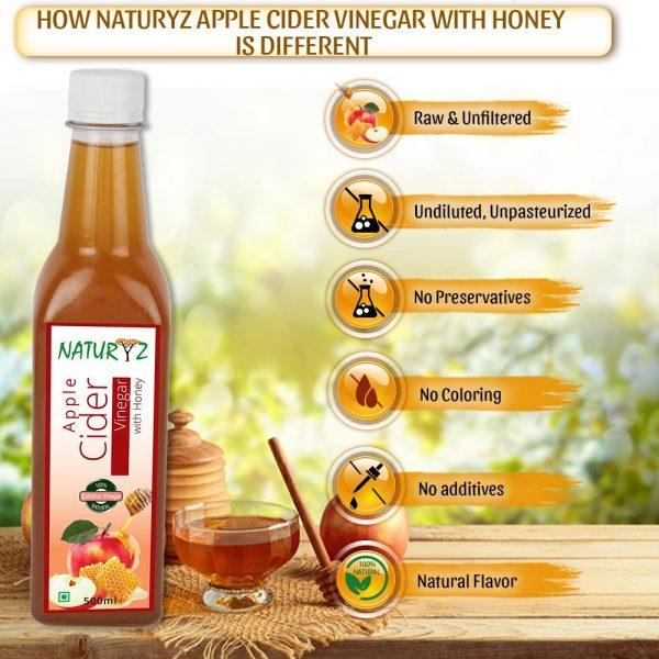 naturyz apple cider vinegar
