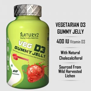naturyz D3 gummy jelly