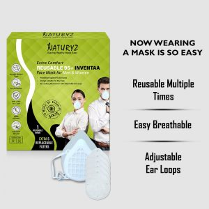 extra comfort 95+ face mask for men ans women