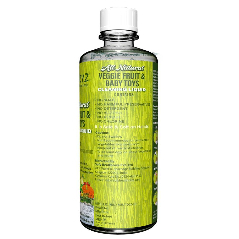 veggie wash naturyz
