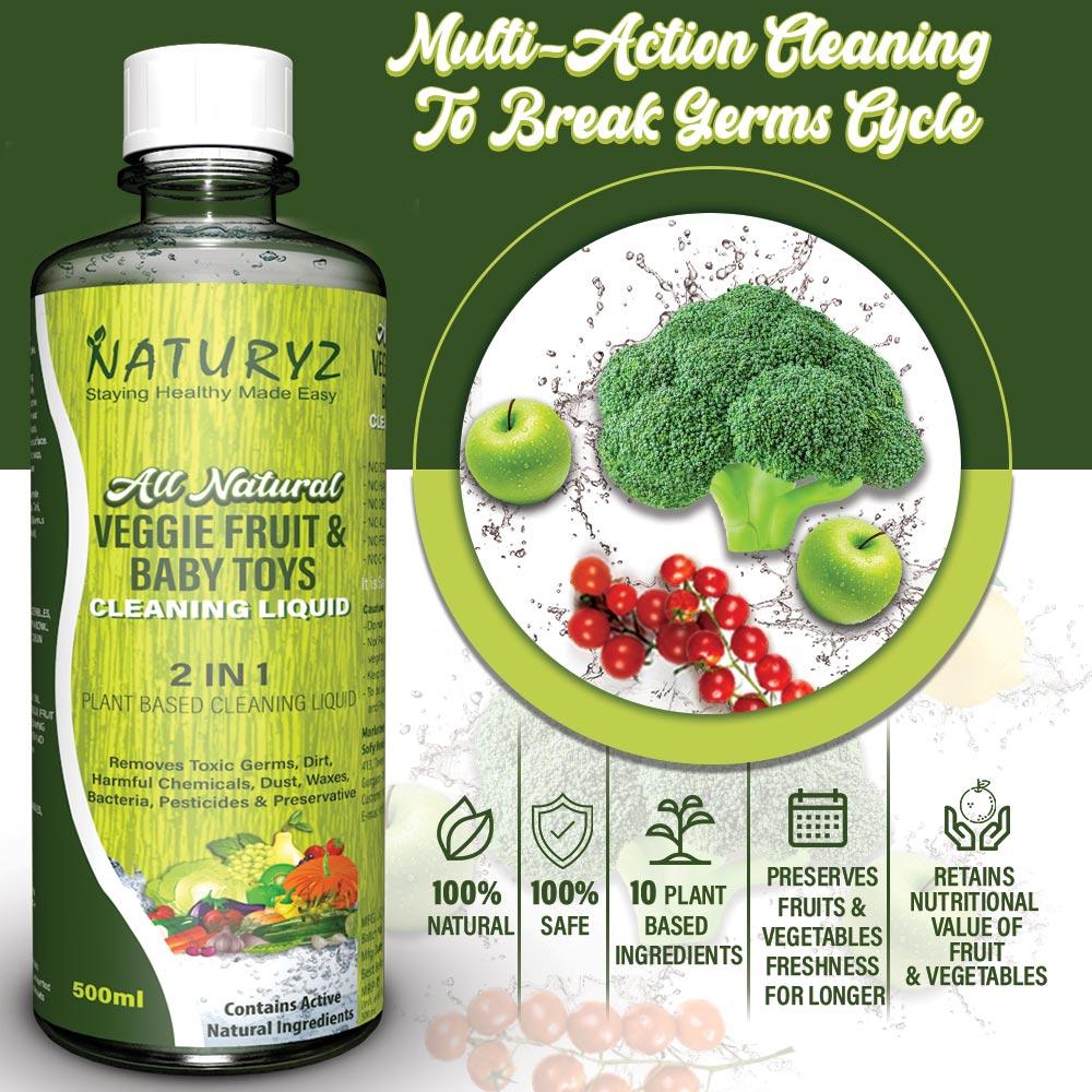 naturyz plant based cleaning liquid