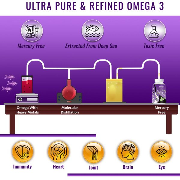omega 3 fish oil + multivitamin