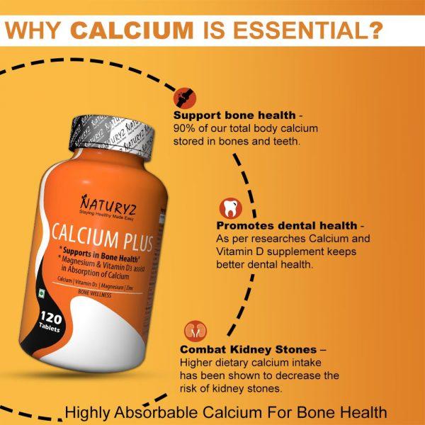 why calcium is essential