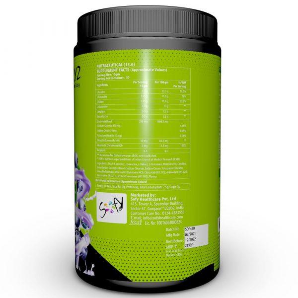 naturyz BCAA supplement