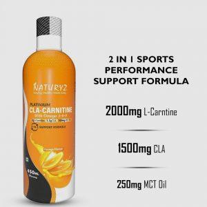 Platinam cla-carnitine with omega 3-6-9