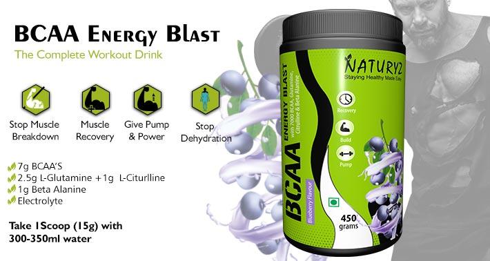 BCAA energy blast