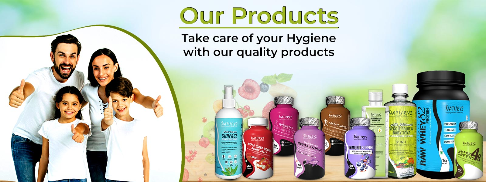 naturyz all products