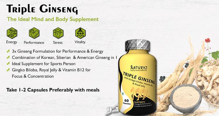 triple ginseng