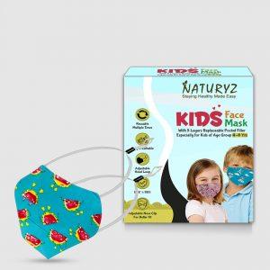 naturyz kids face mask pack of 1