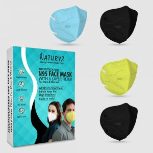 n95 pack of 4 face mask