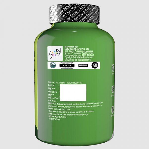 naturyz double strength natural zinc