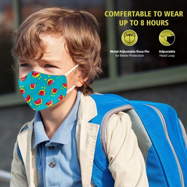 face mask for kids comfortable to wear