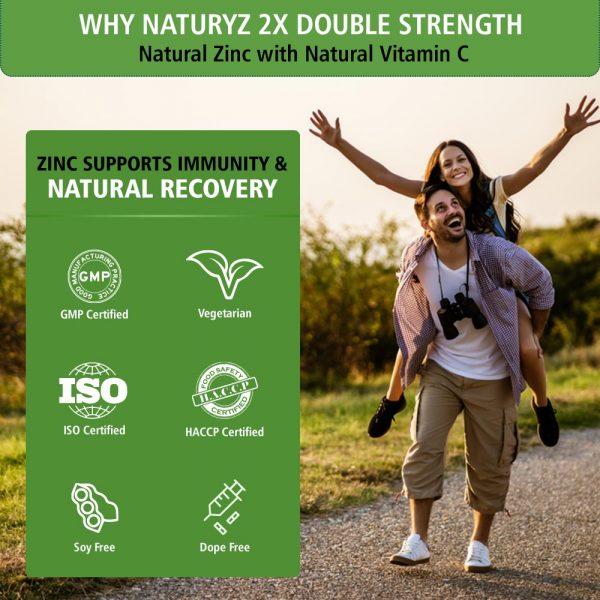 why naturyz 2x double strength